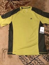 Nike Acg All Conditions Gear Jersey Shirt Size Medium Nwt green and grey
