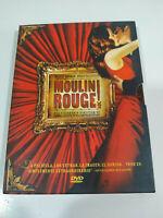 Moulin Rouge Nicole Kidman Edizione Speciale - 2 X DVD Spagnolo Inglese