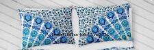 100% Cotton Mandala Cushion Cover Hippie Bohemian Pillow Case Cover Indian Decor