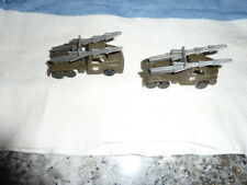 Made in W. Germany for Marx U.S, Army Missile Launchers HO scale