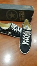 NEW: Converse Shoes Black/White Size 37.5
