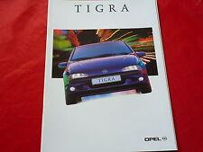 Opel Tigra a base wave sports folleto de 1998