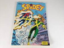 COMICS MARVEL EO REVUE  SPIDEY  N°97 1988