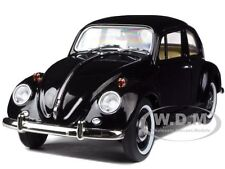1967 VOLKSWAGEN BEETLE BLACK 1/18 LTD TO 600PC WORLDWIDE BY ROAD SIGNATURE 82078
