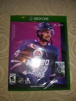 NHL 20 for Xbox One - BRAND NEW & FACTORY SEALED - EA Sports Hockey