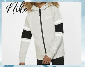 Little Kids' Full-Zip Hoodie Nike Air