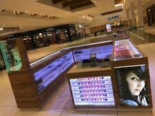 Retail Mall Kiosk 10x12 Jewelry