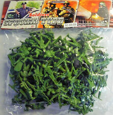 Special Type Toy Model Army Soldiers Pack 90 Green Soldiers up to 5.5 cms
