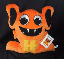 NEW W/ TAG ALPHABEASTS ALPHABET LETTER H HOPTOM YELLOW STUFFED ANIMAL PLUSH TOY
