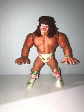 WWF Hasbro The Ultimate Warrior Collectable Wrestling Figure /