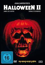 HALLOWEEN 2 II Donald Pleasence JAMIE LEE CURTIS DVD Neu