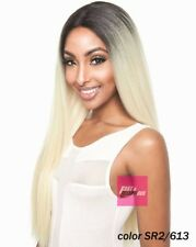 BS126 - ISIS(mane concept) Brown Sugar Human Hair Style Mix Wig  Natural Texture