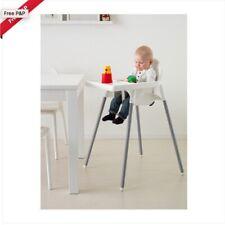 ANTILOP Baby Children High Chair Safety Belt,Feeding Tray IKEA Brand New