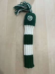 Oakmont Country Club Fore Ewe Knitted Wool Fairway Wood Headcover NEW RARE LOGO
