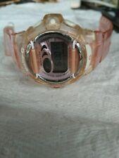 Casio Baby G Watch BGC-100 Pink RARE