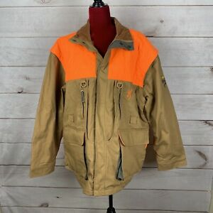 BROWNING PHEASANTS FOREVER UPLAND FIELD JACKET W/ LOGO BROWN Blaze CANVAS