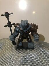 New Custom Minifigure Marvel Superhero Korg Thor Ragnarok ARRIVES IN 2-4 DAYS