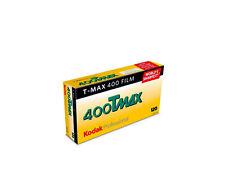 5 Rolls Kodak T-MAX400 Tmax 400 TMY120 B&W Midle Format Film Fresh 2021