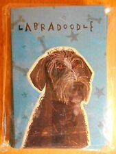 New ListingPack Of 12 Tree-Free Labradoodle Dog Note Cards