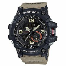 Casio G-Shock GG-1000-1A5 CR Mudmaster Twin Sensor Men's Watch *UK* TAX FREE