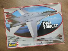 Revell 4712  F-14A Tomcat -  1/32 Scale Plastic Model Kit - Large & Very Rare