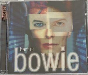 DAVID BOWIE: Best of Bowie; 2002, LN 2 CD Set