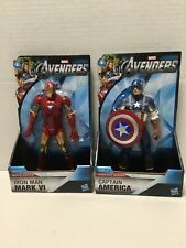 Marvel Avengers **Lot Of 2** Action Figures
