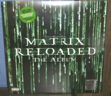 The Matrix Reloaded Soundtrack Rsd Green Lp Linkin Park Rob Zombie Deftones Pod
