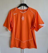 HOLLAND NATIONAL TEAM 2004/2005 HOME FOOTBALL SHIRT JERSEY SIZE (L) NETHERLANDS