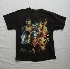 2012 WWE Superstars T Shirt Size Youth L Large John Cena Rey Mysterio