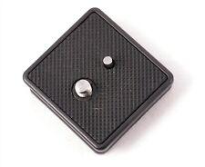 Quick Release Plate for Kalimar Pro-Tech V-40 Tripod with Fluid Head V40 QR Shoe