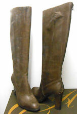 ENZO ANGIOLINI (KARASSI LEATHER BROWN BOOT) WOMEN'S 10.5 BRAND NEW!!!