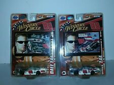 #88 Dale Jr. 2008 Amp Energy And National Guard Winners Circle 1:64 lot of 2
