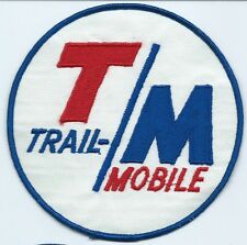 Trail Mobile (T/M) manufacturer of trailers Jacket patch 6 in diameter