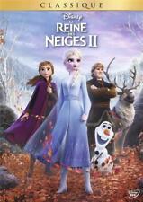 La reine des neiges FROZEN 2  DISNEY NEUF SOUS CELLO   [DVD]