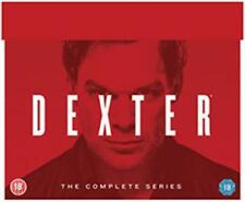 Dexter Seasons 1 to 8 Complete Collection DVD NEW dvd (PHE1904)