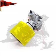 Mikuni VM22 26mm Carburatore 38mm Filtro aria pulita Per 110 125cc Pit Dirt Bike