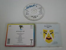 ART OF NOISE/DAFT(ZTT 256 492 ZCID Q2) CD ALBUM