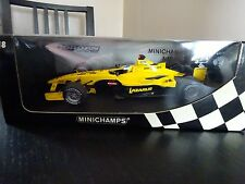 **MINICHAMPS**FORD JORDAN 1:18 NICK HEIDFELD 2004**BOXED**LIMITED EDITION**