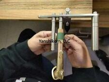 Trumpet Sax Repair Tool Kit Part - Woodwind Instrument Polishing Bracket Stand