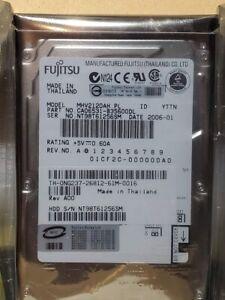 "REAL-DEAL DELL MHV2120AH SATA 2.5"" 120GB HDD GH174"