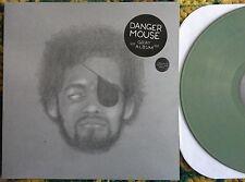 Danger Mouse (Ft. Jay-Z & the Beatles)-The Grey Album GREEN VINYL 100 MADE NM+!!