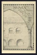 28813) ITALIA 1946 C.P. I Gior. Filatelica Novara - Novara 28.4.46