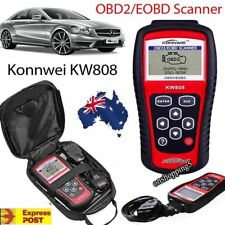 Car Auto OBD2 OBDII EOBD Diagnostic Scanner Engine Fault Code Reader Scan Tool F
