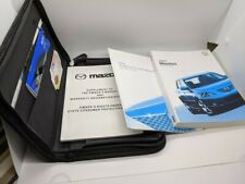 2004 Mazda 3 Original Owners Manual by Mazda Plus Insert Booklets