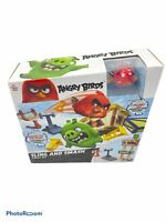 Angry Birds Sling And Smash Track Set With Red Action Figure New