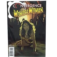 DC COMICS #1 - 2 Two of Two Wonder Woman Convergence Hama Lopestri Banning