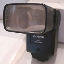 Cobra Dedicated D650 LCD System Flash - Olympus TESTED