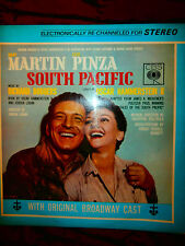 VINTAGE LP RECORD FILM MUSICAL THE SOUND OF MUSIC OKLAHOMA SOUTH PACIFIC OG CAST