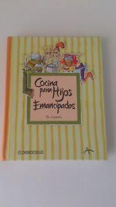 Cocina para hijos emancipados (Espagnol) - CARMETA